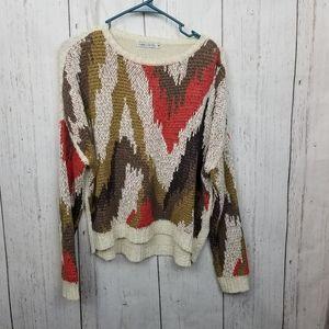 Funky People Multicolor Sweater Medium